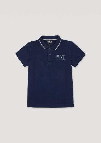 Детски поло шърт EA7